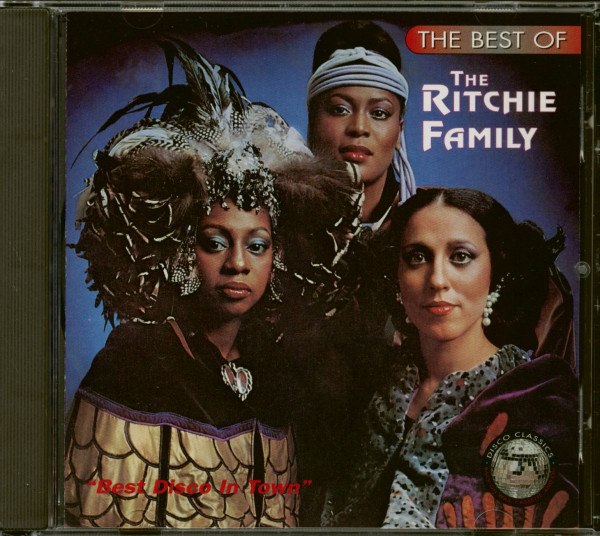 The Best Of The Ritchie Family (CD)