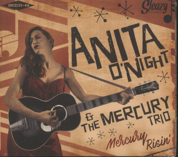 Mercury Risin' (CD)