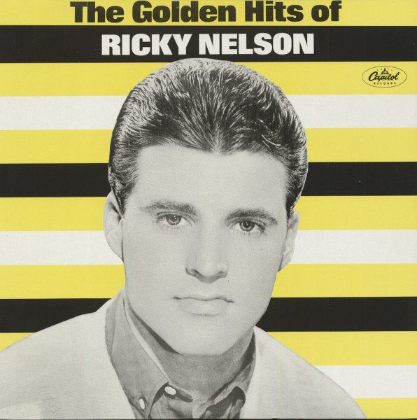 The Golden Hits Of Ricky Nelson (LP)