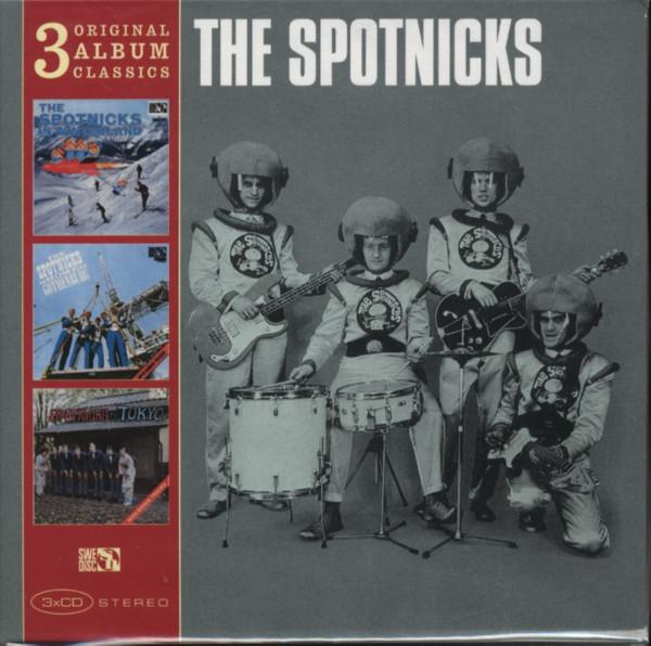 3 Original Album Classics (3-CD)