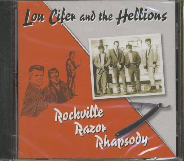 Rockville Razor Rhapsody (CD)