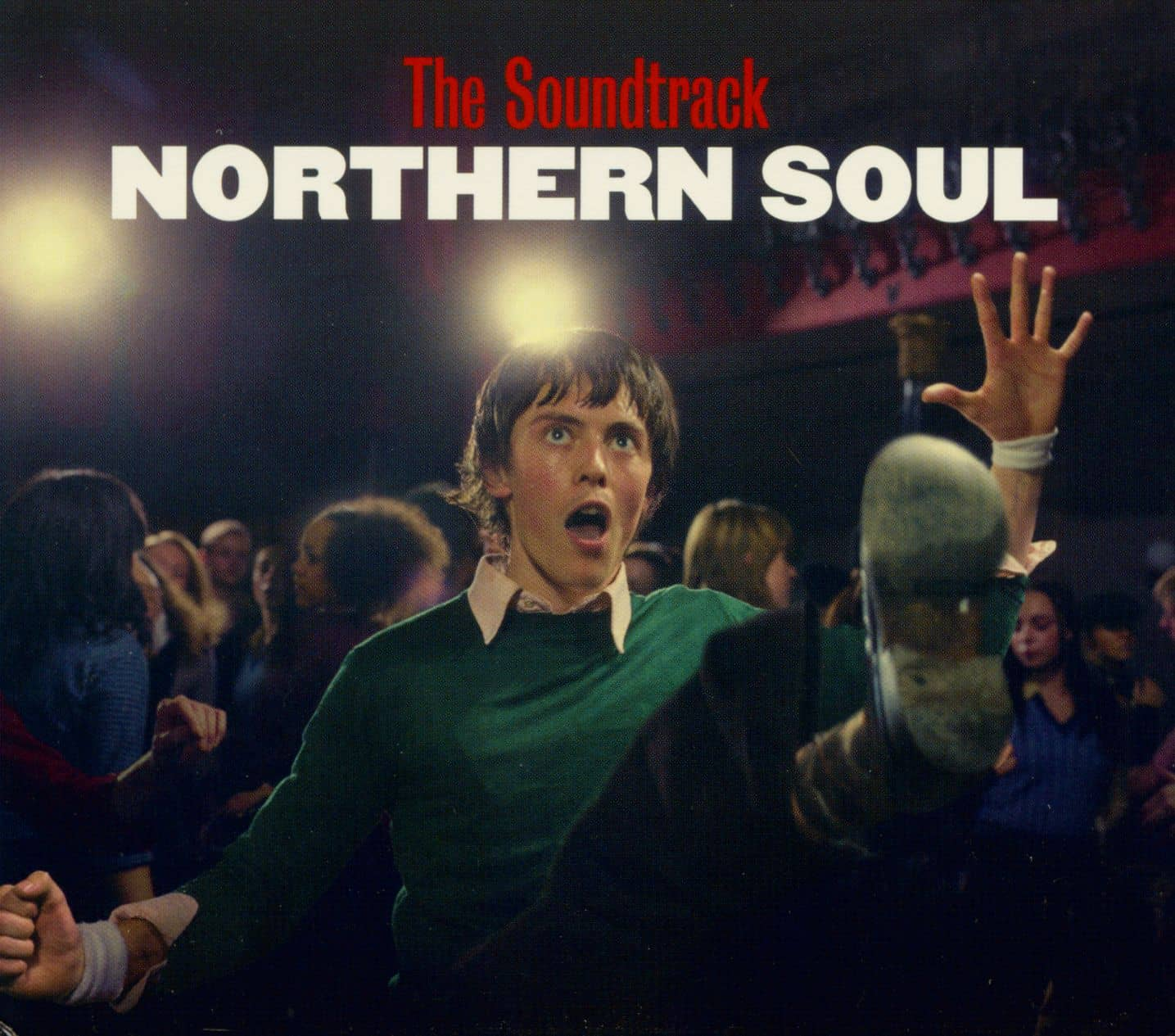 Various Cd Northern Soul The Soundtrack 2 Cd Amp Dvd