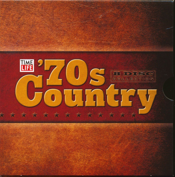 '70s Country (8-CD)