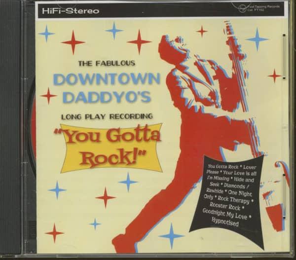 You Gotta Rock (CD)