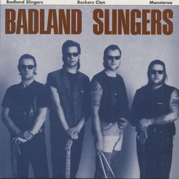 Rockers Clan (LP, 10inch)