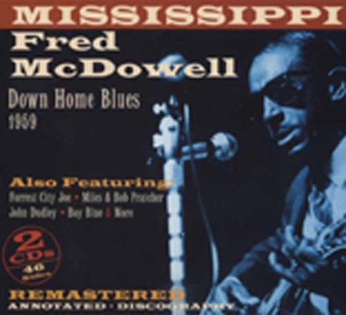 Down Home Blues 1959