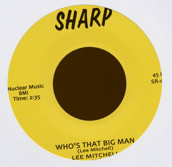 Who's That Big Man - Rootie Tootie Baby (7inch, 45rpm)