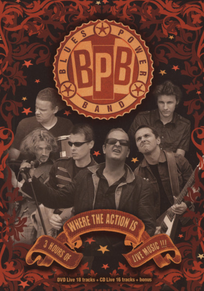 Where The Action Is (CD-DVD)