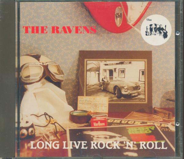 Long Live Rock'n'Roll (CD)