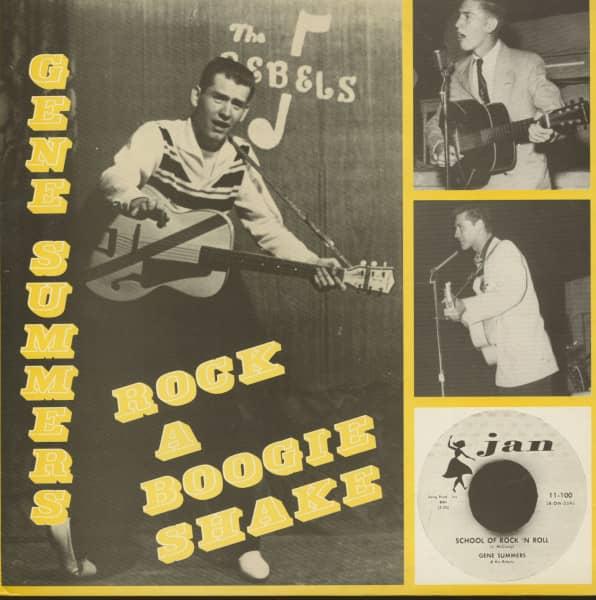 The Texan Rebel (LP)