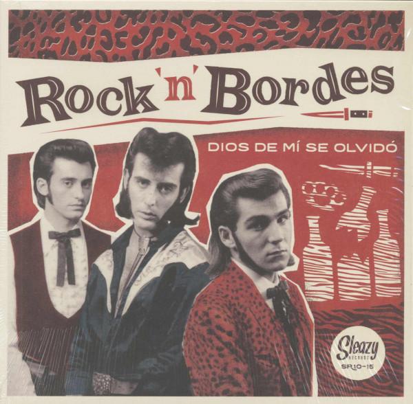Dios De Mi Se Olivdo (LP, 10inch, Red Vinyl, Ltd.)