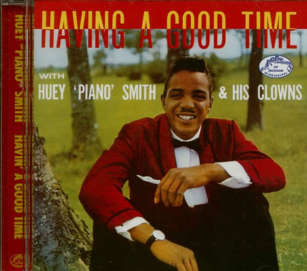 Having A Good Time (CD Album)