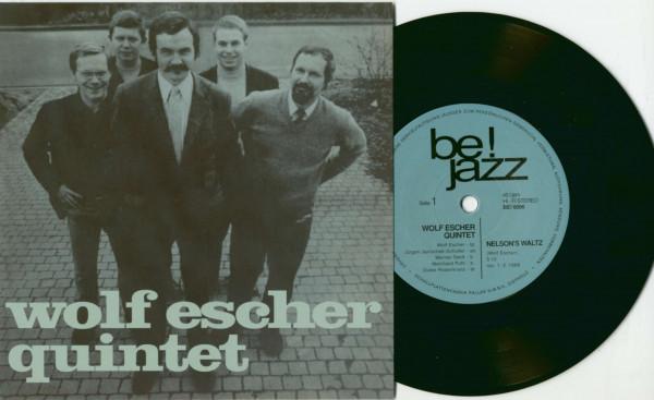 Nelson's Waltz (7inch Vinyl Single)