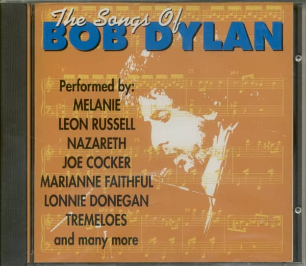 The Songs Of Boy Dylan (CD)