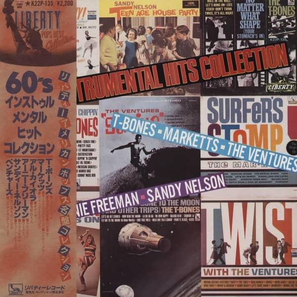 60's Instrumental Hits Collection (Japan Vinyl-LP)