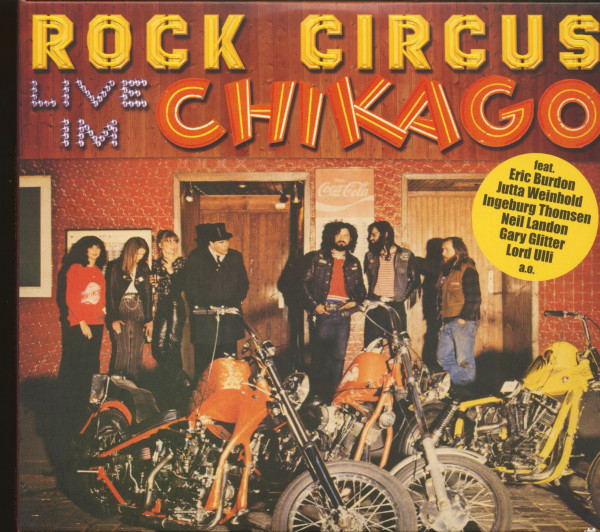Live im Chikago (2-CD)