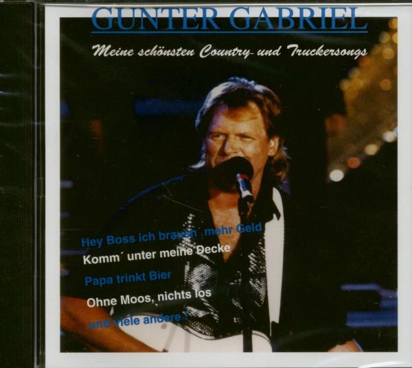 Meine schönsten Country- und Truckersongs (CD)