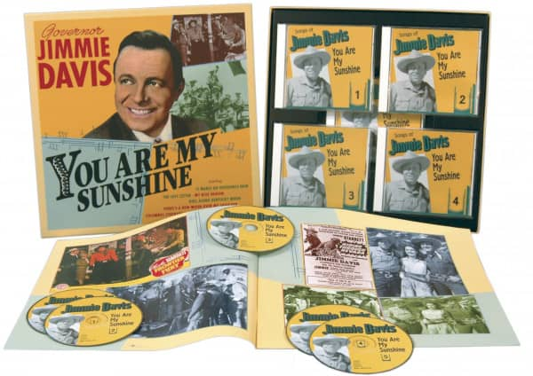 You Are My Sunshine (5-CD)