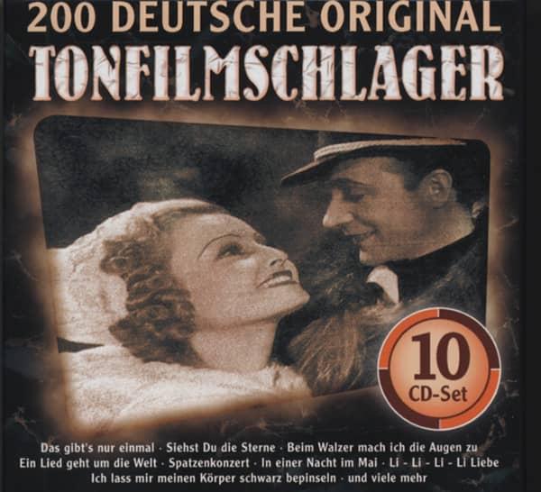 200 Deutsche Tonfilmschlager (10-CD)
