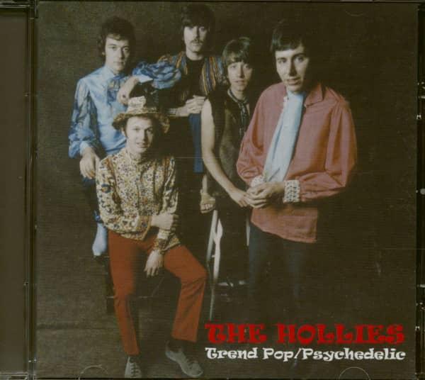 Trend Pop - Psychedelic (CD)