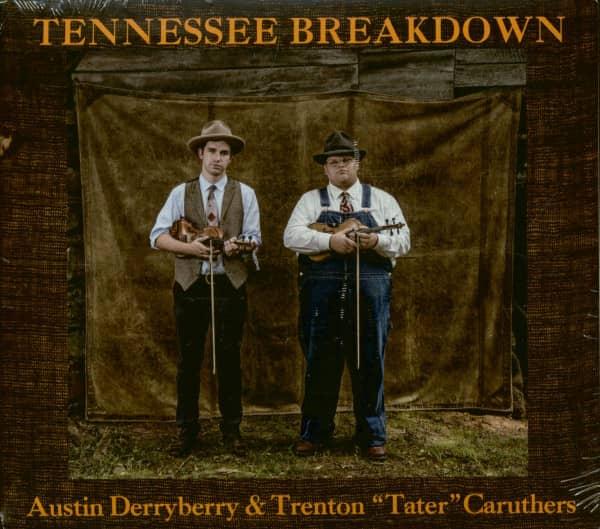 Tennessee Breakdown (CD)