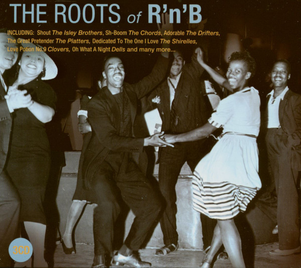 The Roots Of R'n'B (3-CD)