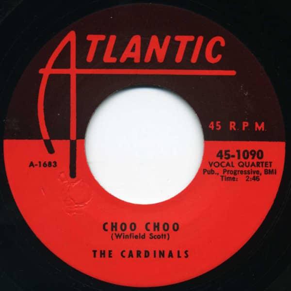 Choo Choo - In Paradise 7inch, 45rpm