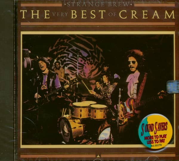 Strange Brew - The Very Best Of Cream (CD)
