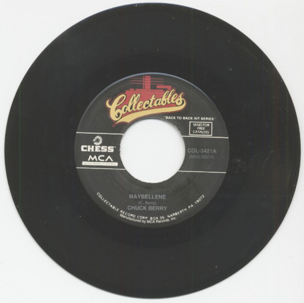 Maybelline - Almost Grown (7inch, 45rpm)