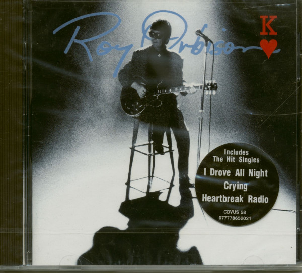 King Of Hearts (CD)
