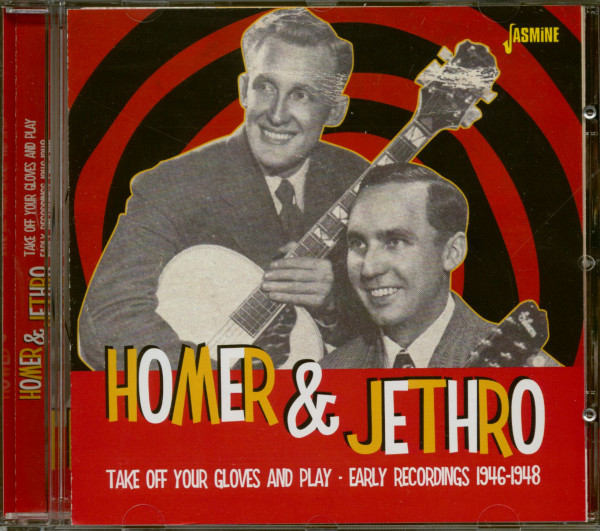 Take Off Your Gloves and Play - Early Recordings 1946-1948 (CD)