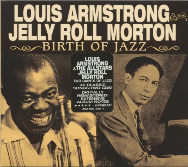 Birth Of Jazz (2-CD)