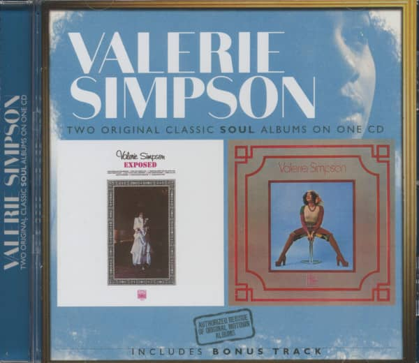 Exposed & Valerie Simpson - Two Original Classic Soul Albums
