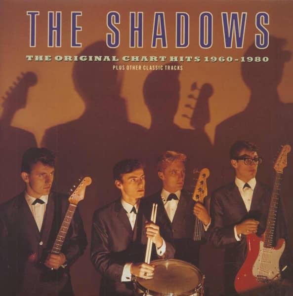 The Original Chart Hits 1960 - 1980 (2-LP)