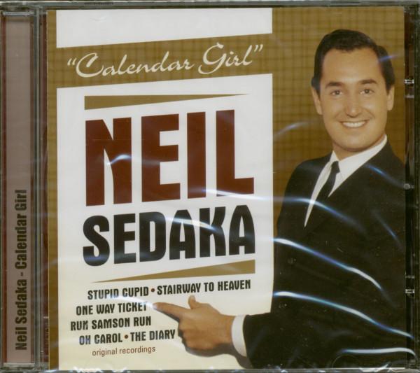 Calendar Girl (CD)