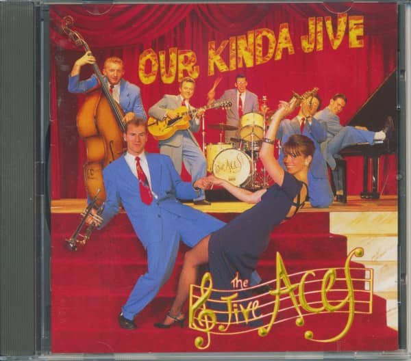 Our Kinda Jive (CD)
