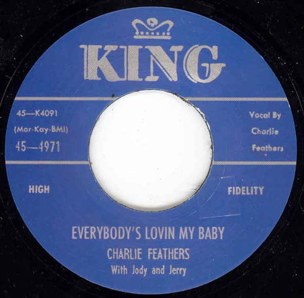 Everybody's Lovin My Baby - Can' Hardly Stand t