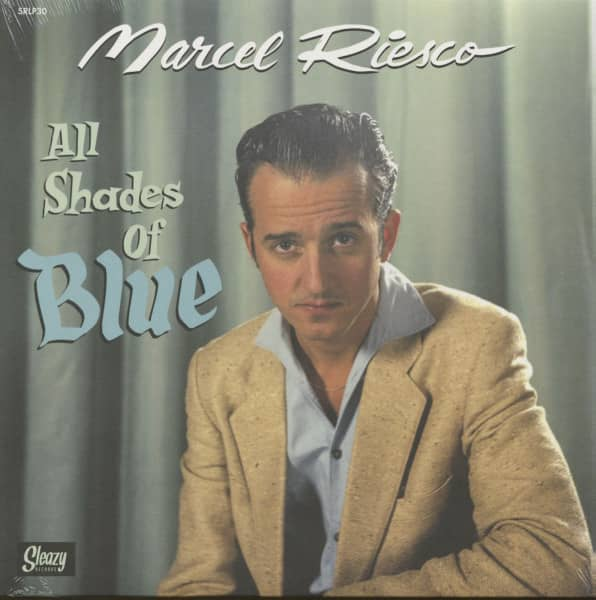 All Shades Of Blue (LP)