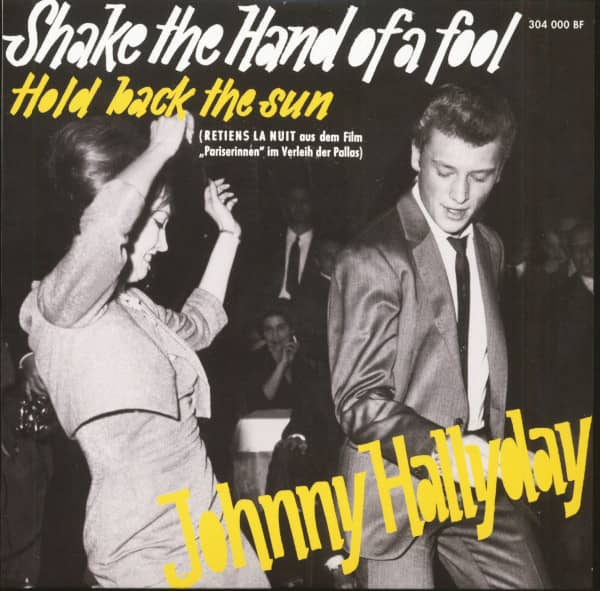 Shake The Hand Of A Fool (7inch, EP, 45rpm, PS, SC, Yellow Vinyl, Ltd.)