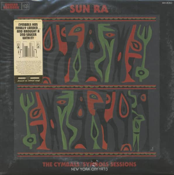 The Cymbals - Symbols Sessions - New York City 1973 (2-LP)