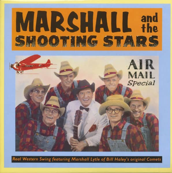 Air Mail Special (LP)