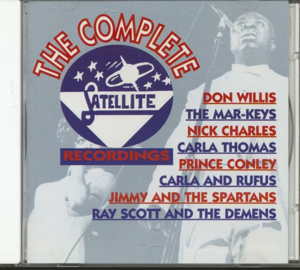 The Complete Satellite Recordings (CD)