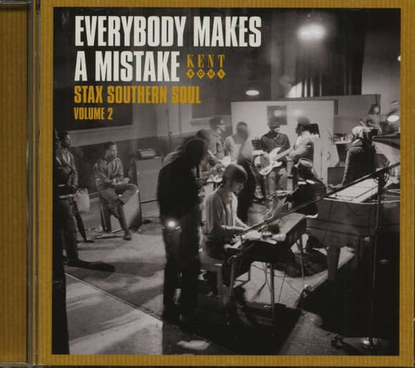 Everybody Makes A Mistake - Stax Southern Soul Vol.2 (CD)