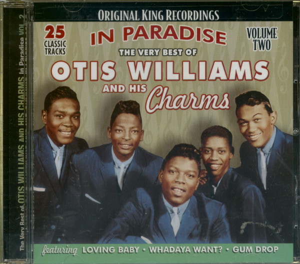 The Very Best of Otis Williams and His Charms - In Paradise, Vol.2 (CD)