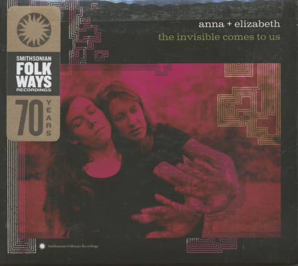 The Invisible Comes To Us (CD)