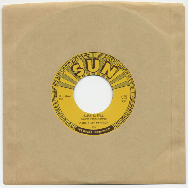 Sure To Fall - Tennessee (7inch, 45rpm)