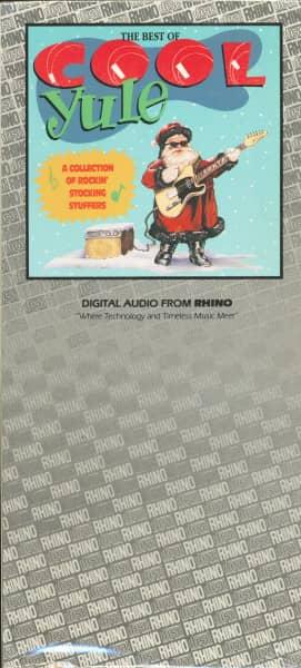 The Best Of Cool Yule (CD Longbox)