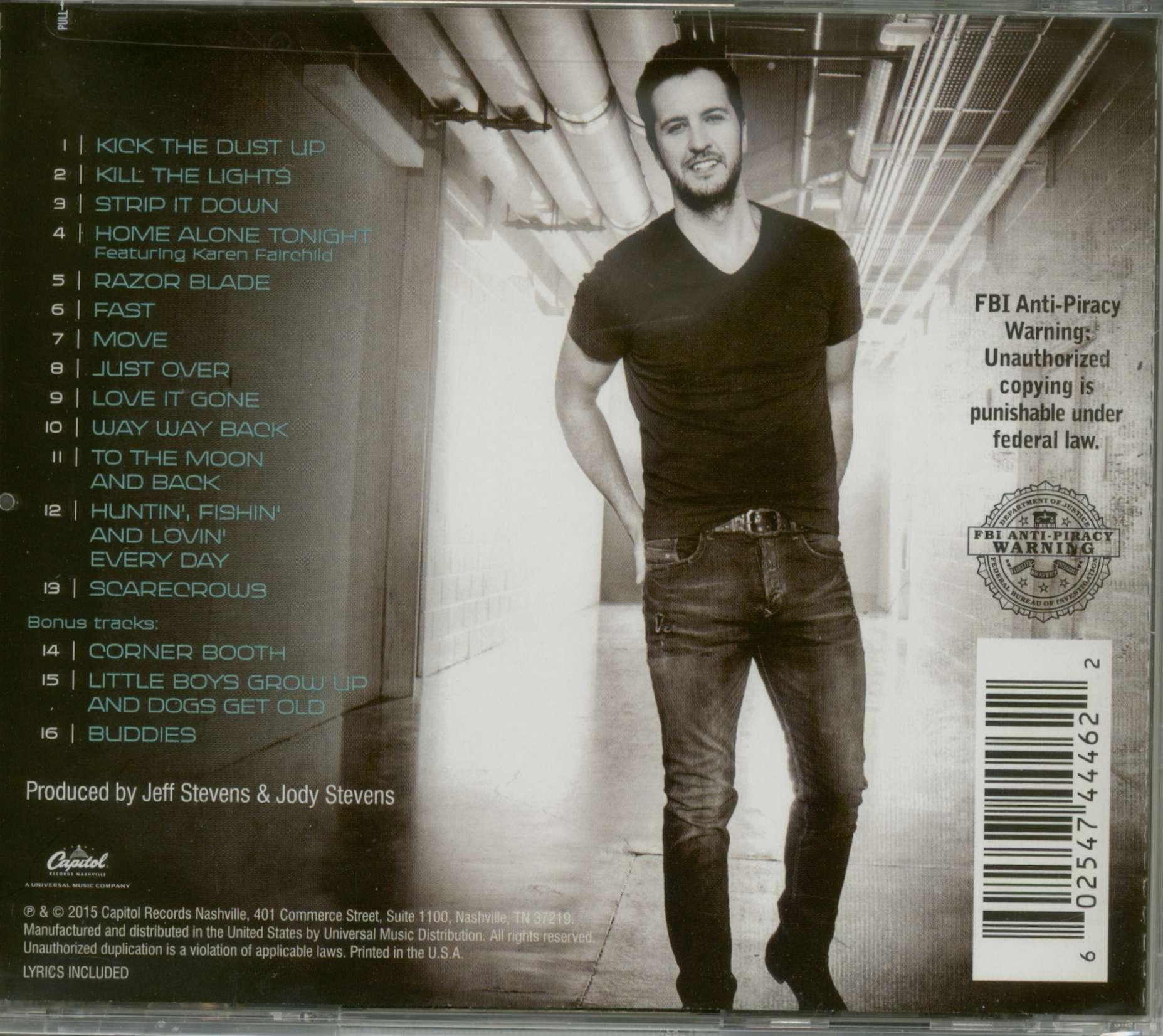 Luke bryan tailgates and tanlines album torrent download