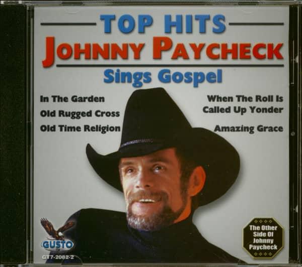 Top Hits - Johnny Paycheck Sings Gospel (CD)