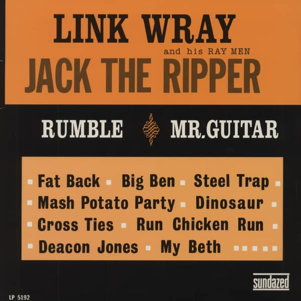 Jack The Ripper - 180g